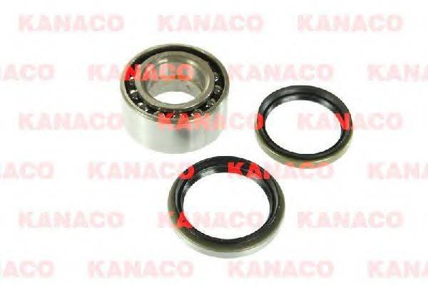 KANACO (НОМЕР: H12015) Комплект подшипника ступицы колеса