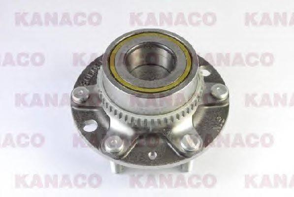 KANACO (НОМЕР: H20323) Ступица колеса