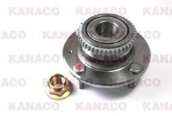 KANACO (НОМЕР: H20524) Комплект подшипника ступицы колеса