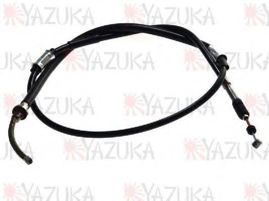 YAZUKA (НОМЕР: C72101) Трос, стояночная тормозная система