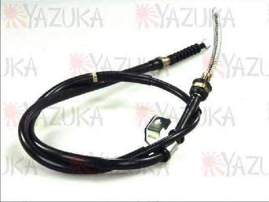 YAZUKA (НОМЕР: C75073) Трос, стояночная тормозная система