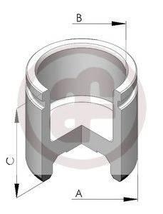 Поршень, корпус скобы тормоза AUTOFREN SEINSA D025133