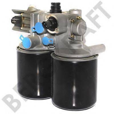 Осушитель воздуха, пневматическая система BERGKRAFT BK1123023AS