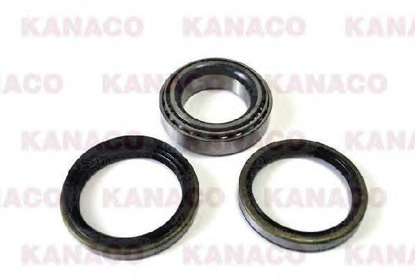 Комплект подшипника ступицы колеса KANACO H10311
