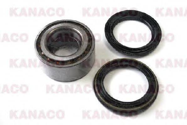 Комплект подшипника ступицы колеса KANACO H11016