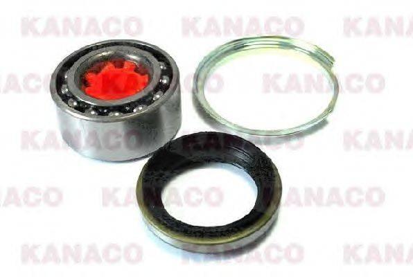 Комплект подшипника ступицы колеса KANACO H12002