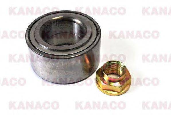 KANACO (НОМЕР: H14010) Комплект подшипника ступицы колеса