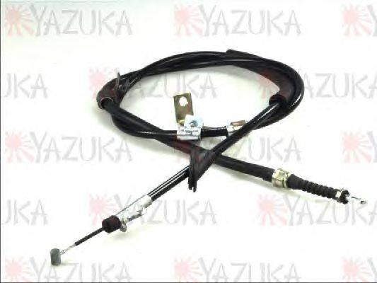 YAZUKA (НОМЕР: C74095) Трос, стояночная тормозная система