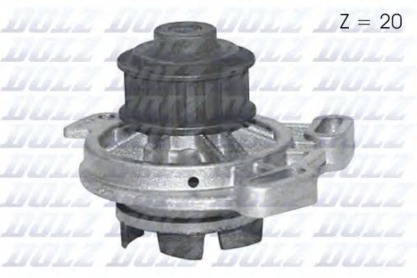 Водяной насос DOLZ A162