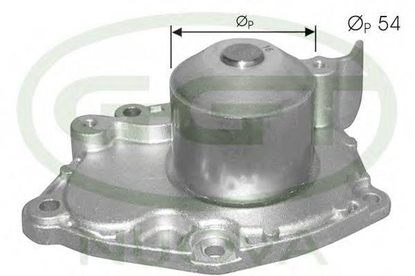 Водяной насос GGT PA12387