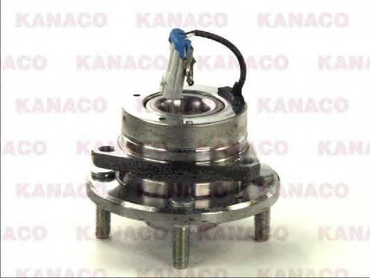 Комплект подшипника ступицы колеса KANACO H10085