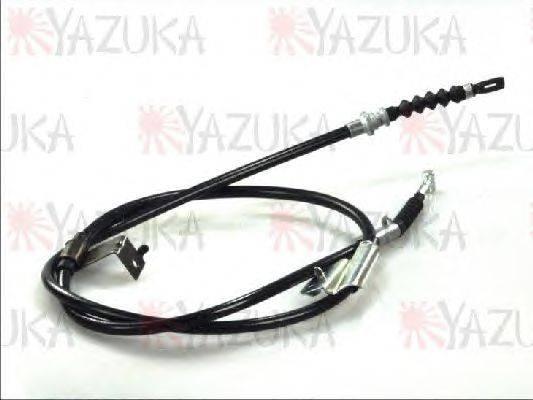 YAZUKA (НОМЕР: C71062) Трос, стояночная тормозная система