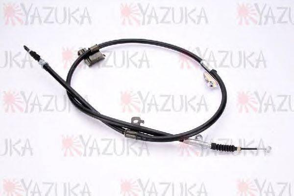 YAZUKA (НОМЕР: C71080) Трос, стояночная тормозная система