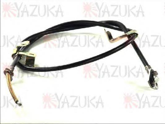 YAZUKA (НОМЕР: C72111) Трос, стояночная тормозная система