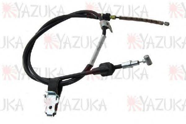 YAZUKA (НОМЕР: C78053) Трос, стояночная тормозная система