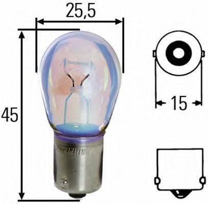 Лампа накаливания, фонарь указателя поворота; Лампа накаливания, фонарь сигнала торможения; Лампа накаливания, фонарь освещения номерного знака; Лампа накаливания, задняя противотуманная фара; Лампа накаливания, фара заднего хода; Лампа накаливания, стояночные огни / габаритные фонари; Лампа накаливания; Лампа накаливания, фонарь указателя поворота; Лампа накаливания, фонарь сигнала торможения; Лампа накаливания, задняя противотуманная фара; Лампа накаливания, фара заднего хода; Лампа накаливания, фара дневного освещения HELLA 8GA002073121