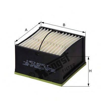 Топливный фильтр HENGST FILTER E1030K01