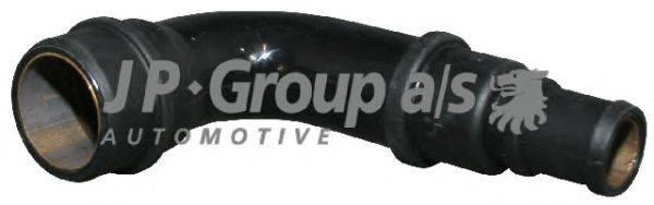 Шланг, вентиляция картера JP GROUP 1111152200