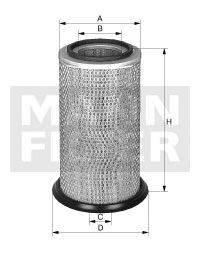 Воздушный фильтр MANN-FILTER C 11 004