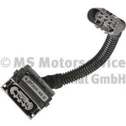 Адаптерный кабель, регулирующая заслонка - подача воздуха PIERBURG 4.07360.49.0