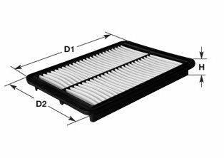 Воздушный фильтр CLEAN FILTERS MA1149