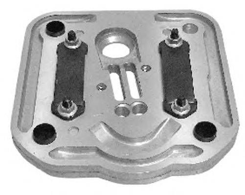 Комплект прокладок, вентиль ламелей TRUCKTEC AUTOMOTIVE 01.15.069