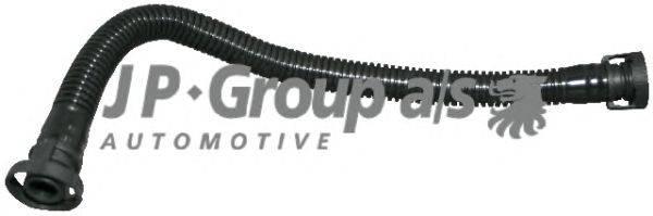 Шланг, вентиляция картера JP GROUP 1111152500
