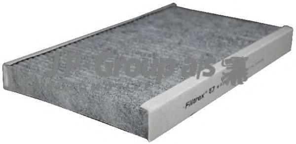 Фильтр, воздух во внутренном пространстве JP GROUP 1128102000