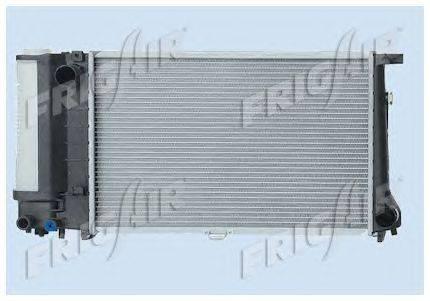 Радиатор, охлаждение двигателя FRIGAIR 0102.3072