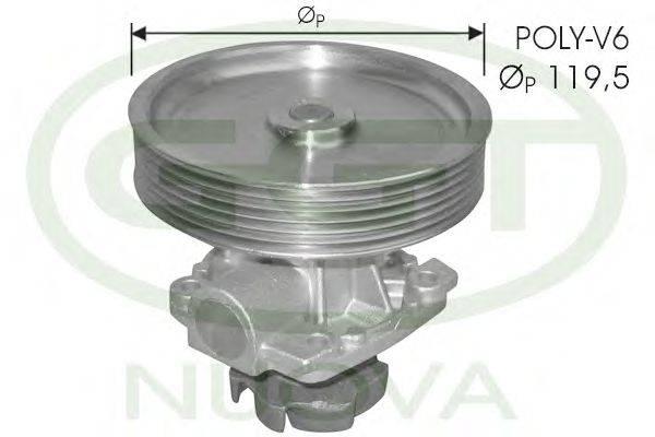 Водяной насос GGT PA11278