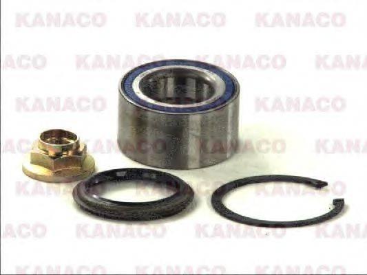 Комплект подшипника ступицы колеса KANACO H10306