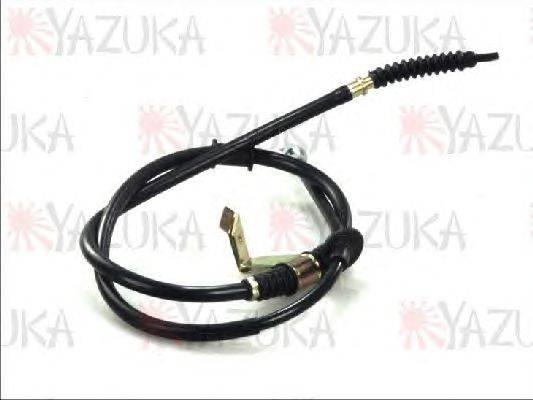YAZUKA (НОМЕР: C70012) Трос, стояночная тормозная система