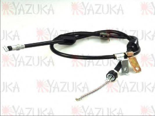 YAZUKA (НОМЕР: C74083) Трос, стояночная тормозная система