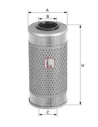 SOFIMA (НОМЕР: S 0491 N) Топливный фильтр