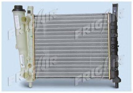 Радиатор, охлаждение двигателя FRIGAIR 0104.3015