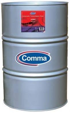 Жидкость для гидросистем; Трансмиссионное масло; Масло автоматической коробки передач; Масло ступенчатой коробки передач; Масло осевого редуктора; Центральное гидравлическое масло; Масло раздаточной коробки COMMA ATM205L