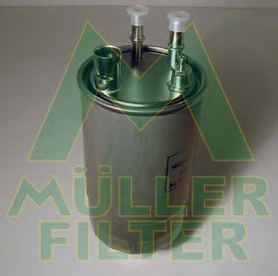 Топливный фильтр MULLER FILTER FN387