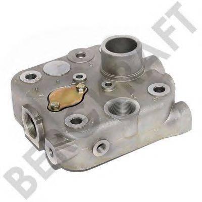 Головка цилиндра, пневматический компрессор; Головка цилиндра, компрессор BERGKRAFT BK1131611AS