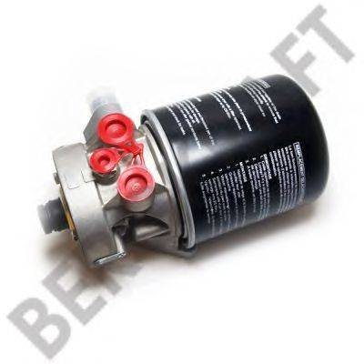 Осушитель воздуха, пневматическая система BERGKRAFT BK1281109AS