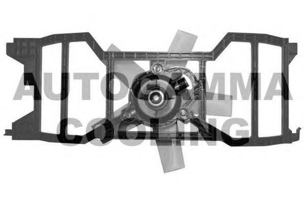 Вентилятор, охлаждение двигателя AUTOGAMMA GA224001