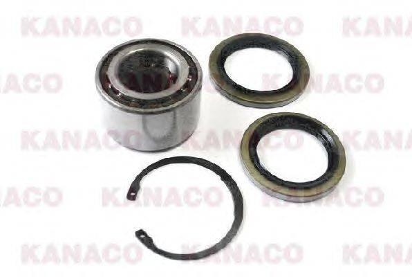 KANACO (НОМЕР: H22017) Комплект подшипника ступицы колеса