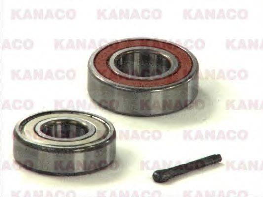 KANACO (НОМЕР: H28006) Комплект подшипника ступицы колеса