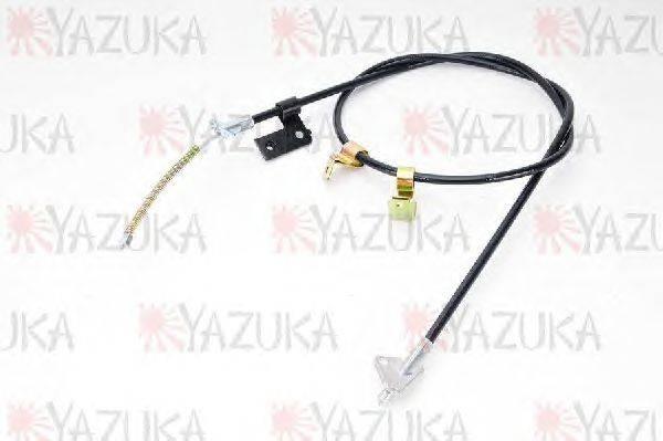 YAZUKA (НОМЕР: C72113) Трос, стояночная тормозная система