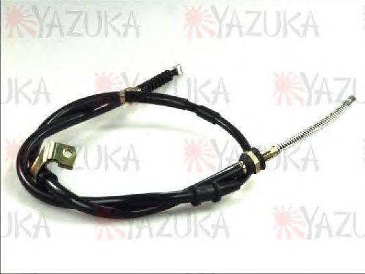 YAZUKA (НОМЕР: C75074) Трос, стояночная тормозная система