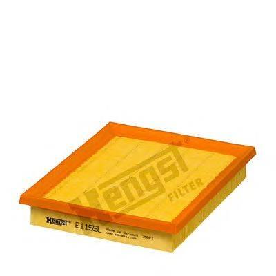 Воздушный фильтр HENGST FILTER E1155L