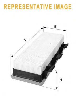 WIX FILTERS (НОМЕР: WA6375) Воздушный фильтр