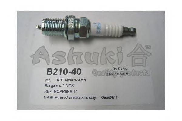 Свеча зажигания ASHUKI B210-40