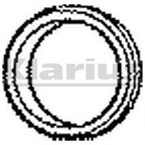 Прокладка, труба выхлопного газа KLARIUS 410003