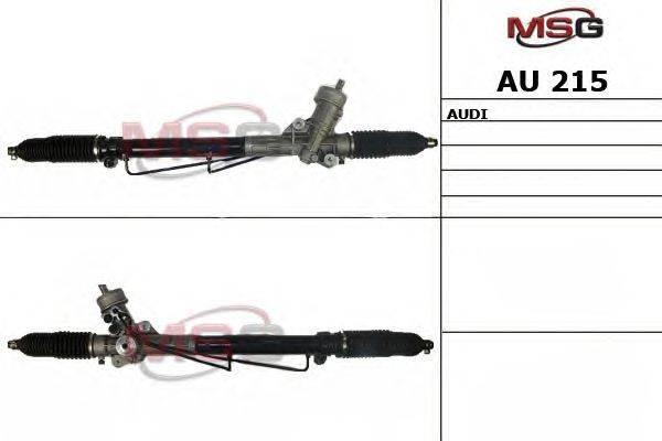 Рулевой механизм MSG AU 215