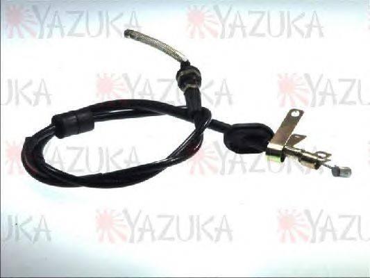 YAZUKA (НОМЕР: C78042) Трос, стояночная тормозная система